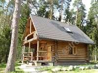 Blockhütte  Vaibla