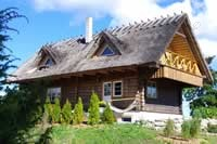 Ferienhaus  Kastna (meer  300m)